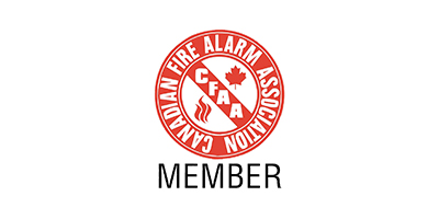 Canadian Fire Alarm Association Member